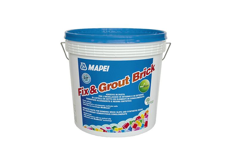 Fix & Grout Brick