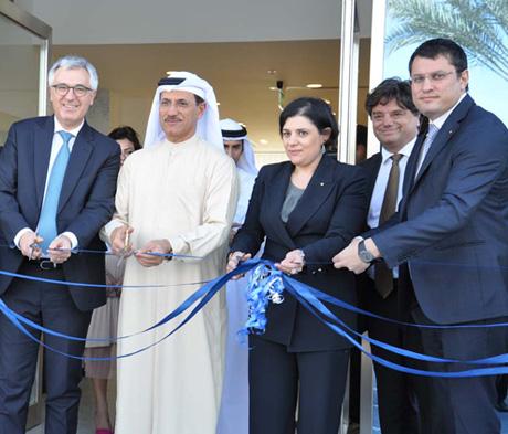 Mapei investe oltre 6.5 milioni di dollari e rafforza la sua presenza in Medio Oriente