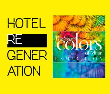 Mapei è presente a FuoriSalone 2018 con Hotel Regeneration e The Secret Colors of Milan